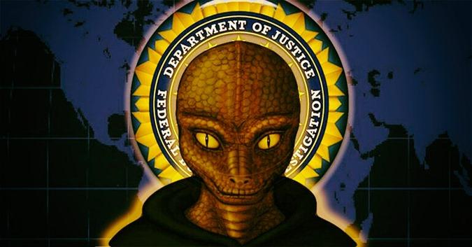 O FBI declara documentos provando que os OVNIs e os seres do outro mundo são reais 01