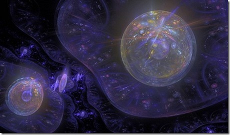 Resultado de imagen de Universos burbujas conectados los unos a los otros
