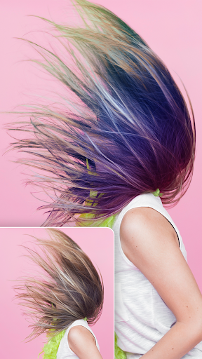 Hair Color Changer: Change your hair color booth 1.0 screenshots 2