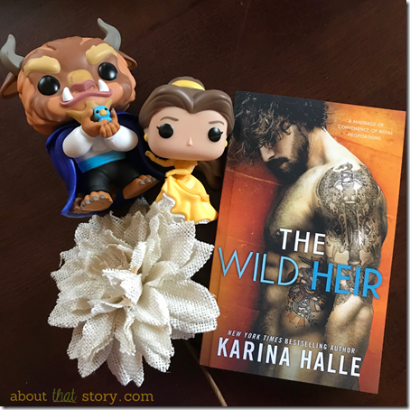 Book Review: The Wild Heir by Karina Halle | About That Story