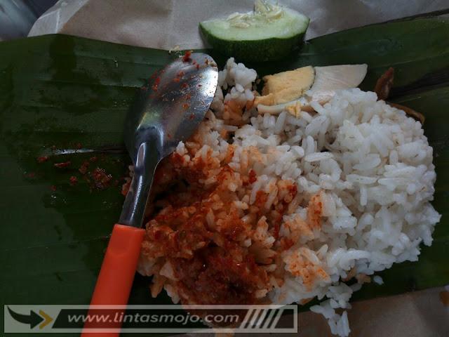 Kawasan kuliner jalan Sutan Kuala Lumpur