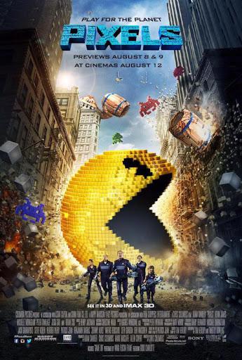 Pixels: Η Ταινία (Pixels) Poster