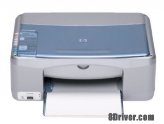 get driver HP PSC 1317 All-in-One Printer