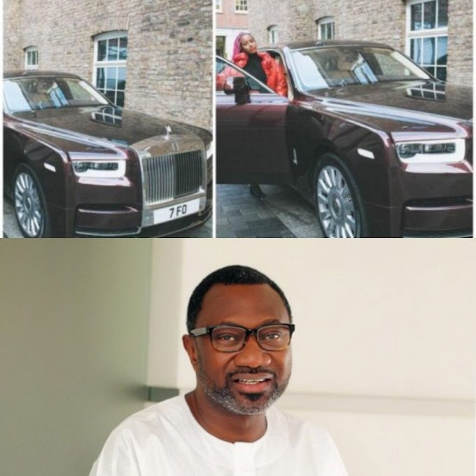 DJ CUPPY'S FATHER AND SISTER COME FOR HER AFTER SHE CLAIMS TO OWN HER FATHER'S ROLLS ROYCE