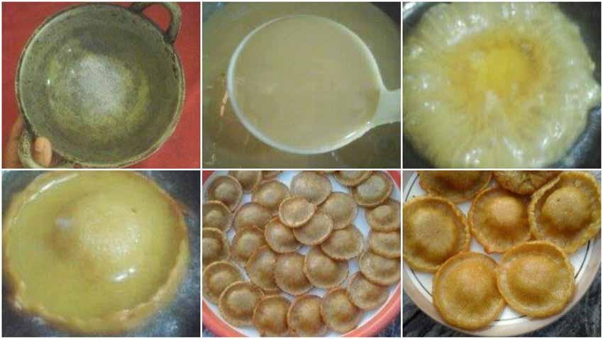 Santan boleh diganti dengan santan kemasan Resep Kue Cucur Tanpa Telur, Bahan Pengembang dan Tabok-Tabok Adonan