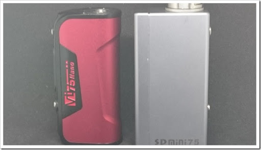 DSC 3091 thumb%25255B2%25255D - 【DNA75】「Hcigar VT75 Nano」小型18650バッテリーのDNA75基盤搭載MODレビュー!!【小さいDNA75】