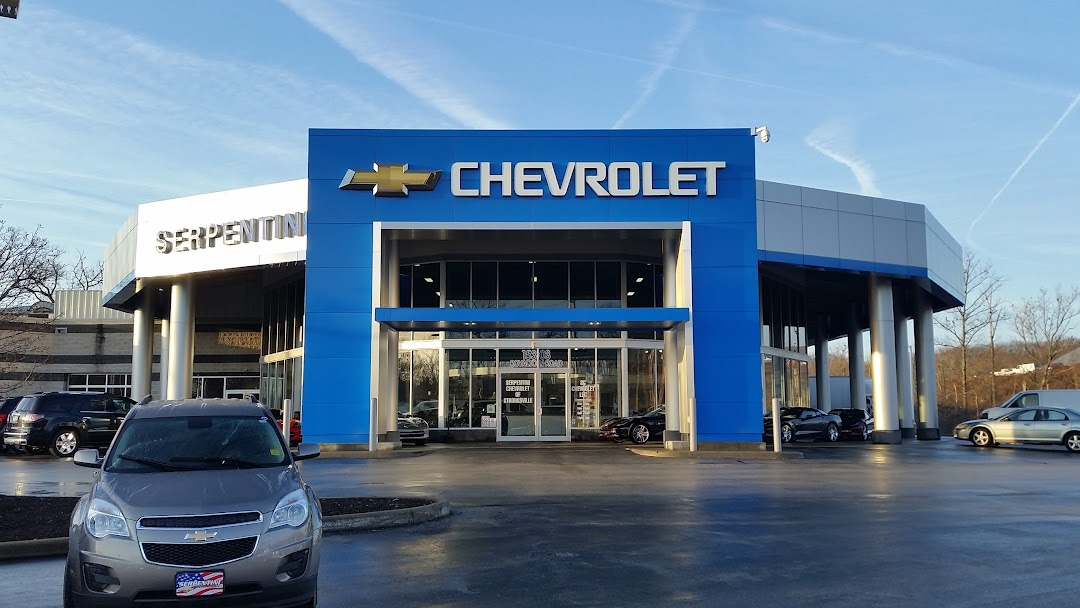 Serpentini Chevrolet Of Strongsville Chevrolet Dealer In Strongsville