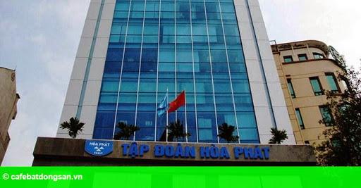 Hình 1: Hòa Phát mua lại Khoáng sản Hoà Phát Mitraco