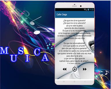 Calle Ciega - solo te quiero amar Nuevas Musica - náhled