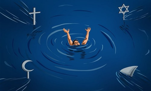3. Religia – cea care ne împarte și desparte...