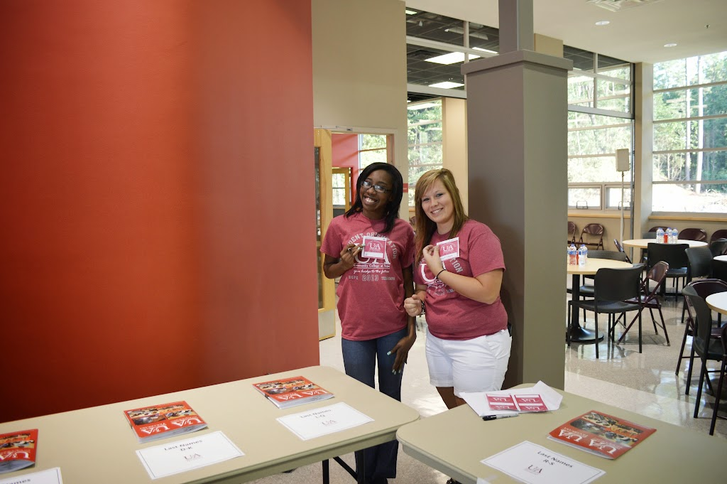New Student Orientation Texarkana Campus 2013 - DSC_3107.JPG
