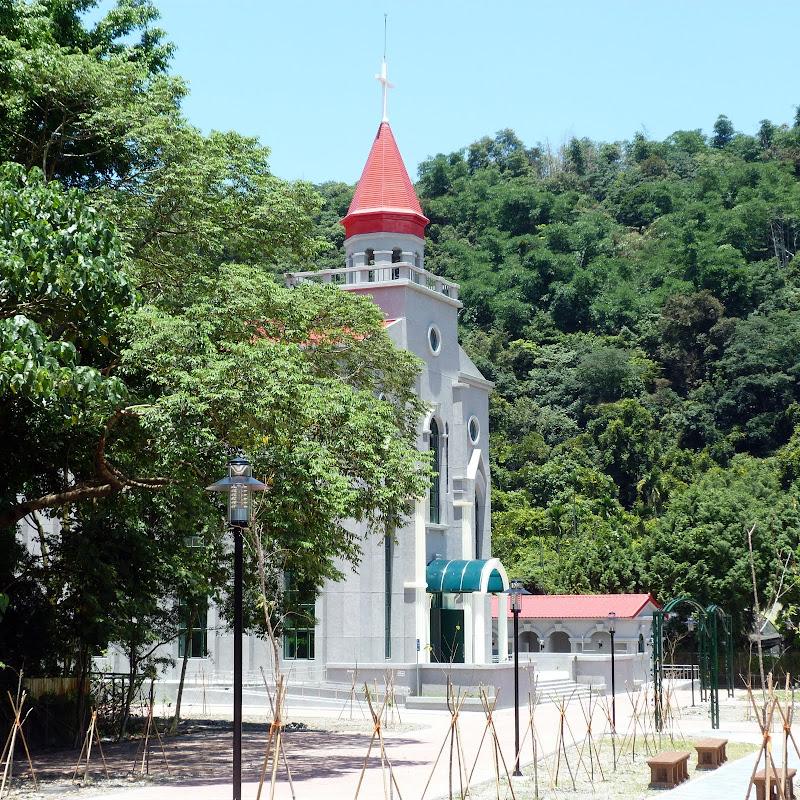 A 300 mètres d'un temple