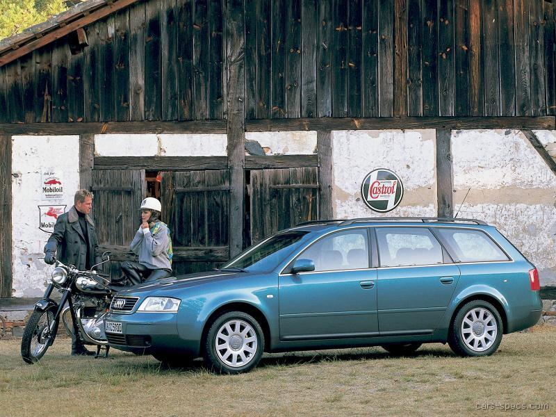 2000 Audi A6 Wagon Specifications, Pictures, Prices