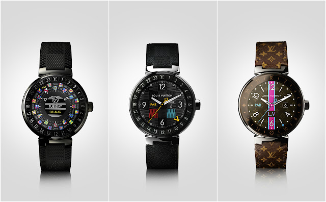 [Photos &  Video] Will You Buy Louis Vuitton's 912,000 Naira SmartWatch? 1