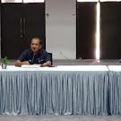Dirut Bukit Asam Suryo Eko Hadianto Menchallenge Awak Media Ungkap Bila Ada Kelalaian Perusahaan Dalam Mengelola Limbah
