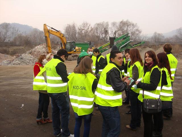 Vizita de studiu studenti din Sibiu - 10 noiembrie 2011 - DSC02419.JPG