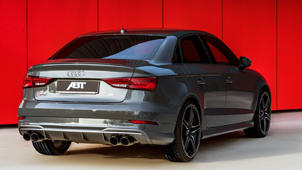 Audi S3 ABT rear