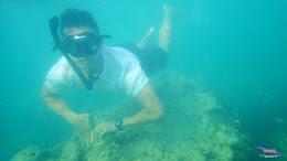 family trip pulau pari 090716 Pentax 15