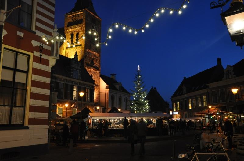 Kerstmarkt in Hattem 2015