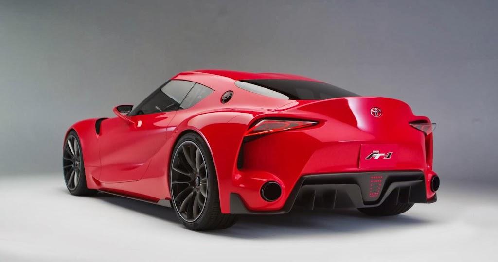 Toyota FT-1 Concept 6