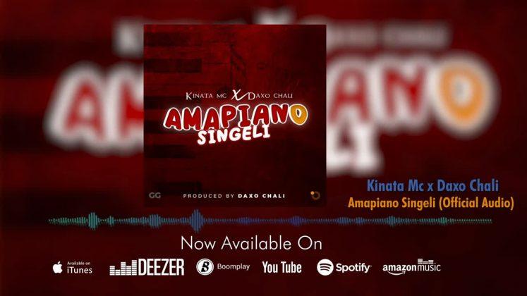 AUDIO   Kinata Mc x Daxo Chali – Amapiano Singeli   Mp3 Download