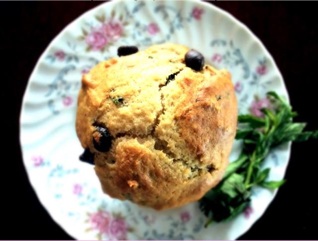 Chocolate chip muffin recipe 1 egg