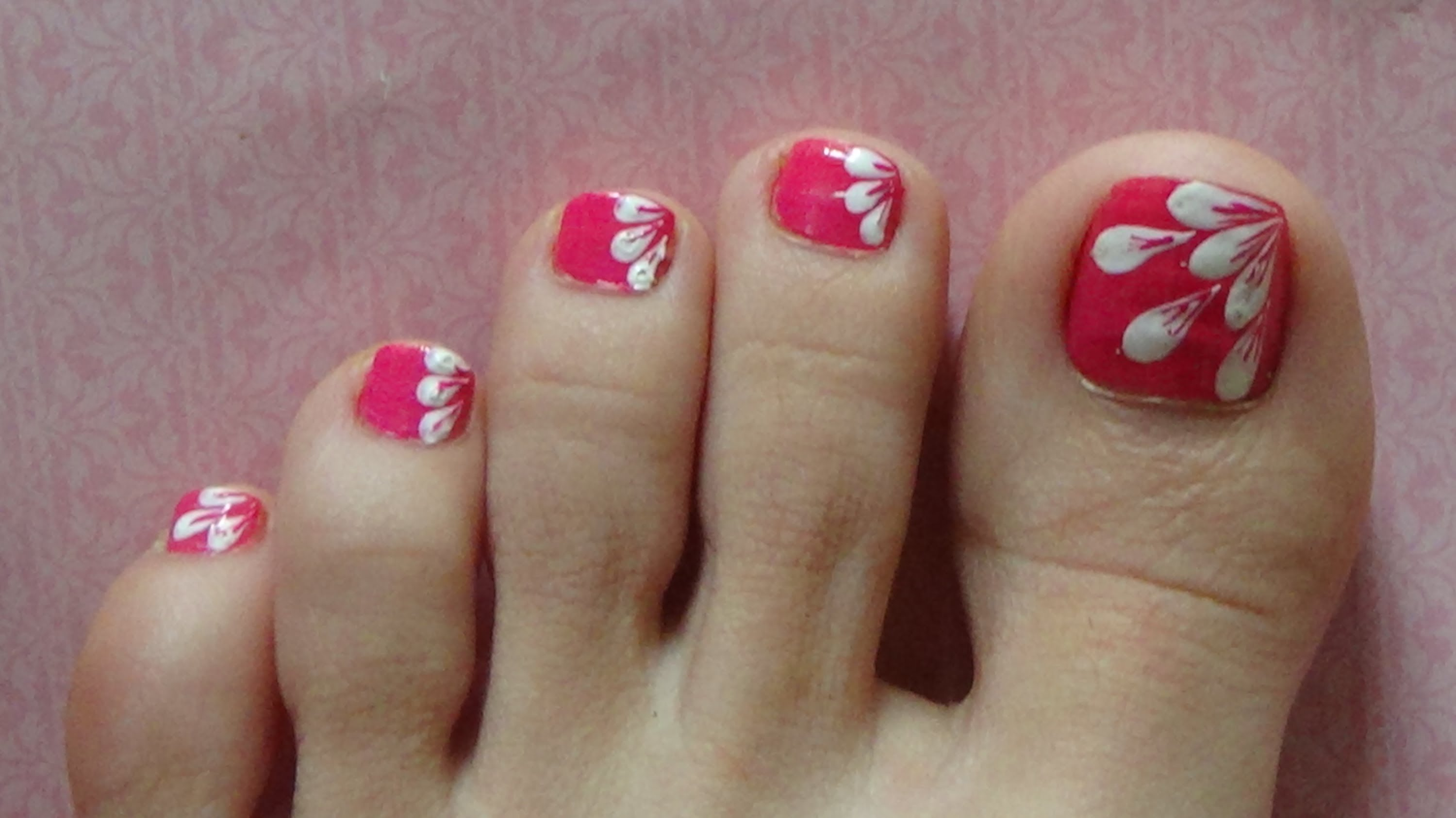 CREATIVE TOE NAIL ART DESIGNS FOR SUMMER 2019 6