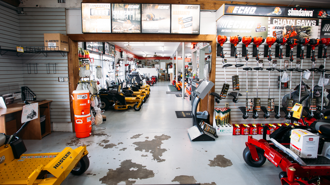 Smith Farm And Garden Lawn Mower Store In Oklahoma City