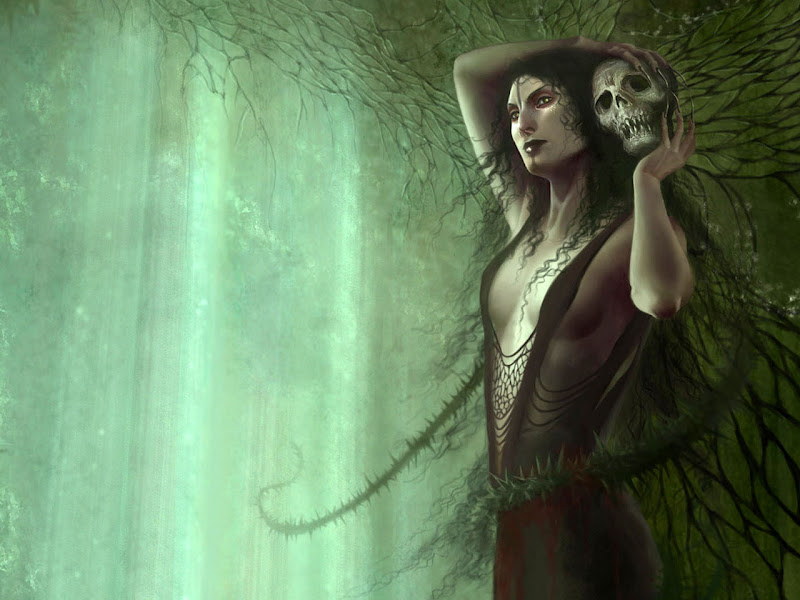 Nature Of Charming Sorceress, Fantasy Girls 1