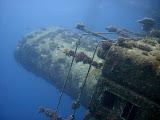 Wreck of Ghiannis D. (© 2007 Bernd Neeser)