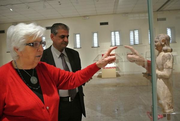 Middle East: Iraq Museum set to reopen doors to public soon