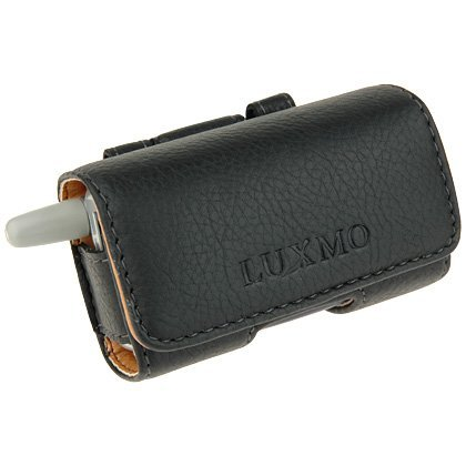 Black Horizontal Leather Pouch For SAMSUNG U900/A930/A990/D600/ Phone Case Cover with Belt Clip Magnetic Closing