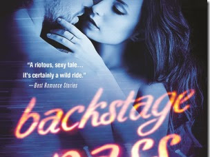 Spotlight: Backstage Pass (Sinners on Tour #1) by Olivia Cunning + Excerpt and GIVEAWAY