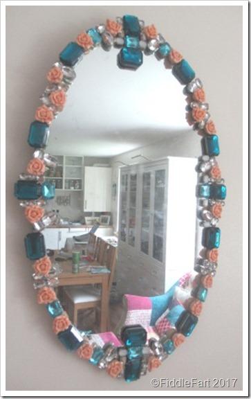 Jewelled Mirror