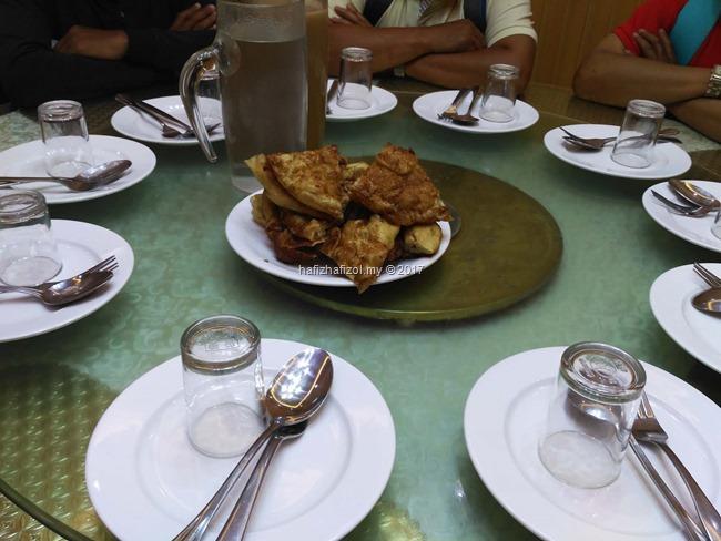 breakfast di restoran halal beijing