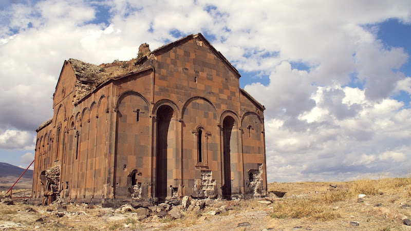 The Cathedral of Ani