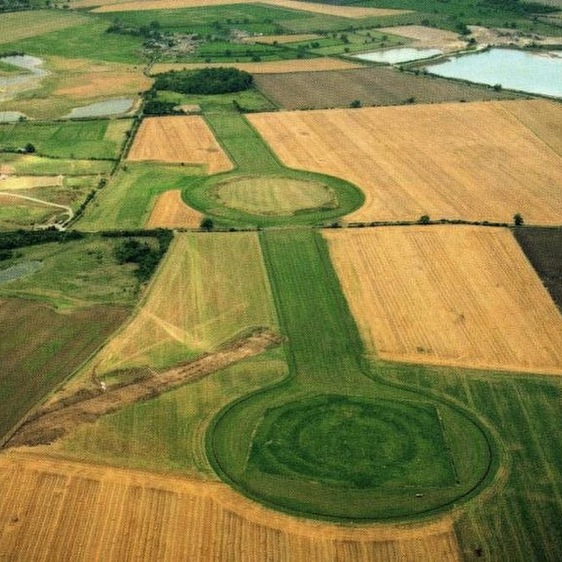 The Thornborough Henges