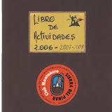 Libro de Actividades CMSP del 2006 al 2008