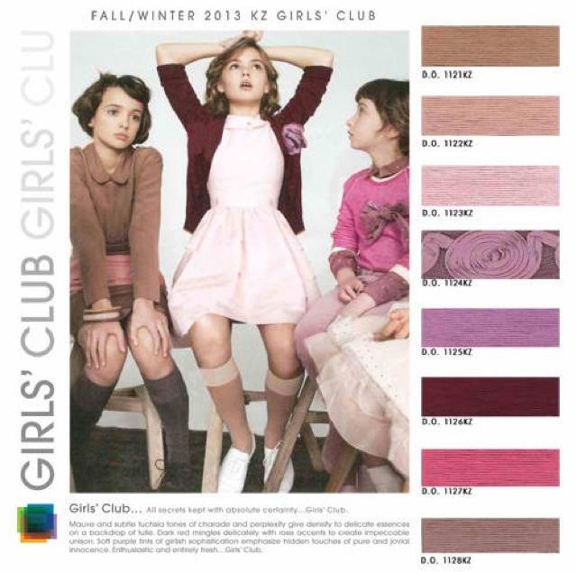Bellarii Bloom: 2013 Fall-Winter Fashion colors