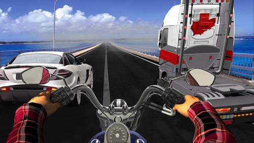 VR Ultimate Traffic Bike Racer 3D  screenshots 28