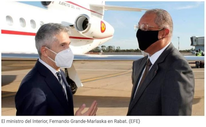 Marruecos, pozo sin fondo: España le inyecta 30 millones de euros tras la entrada de 2.700 inmigrantes a nado en Ceuta.