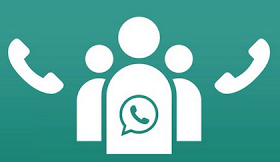 whatsapp group voice call
