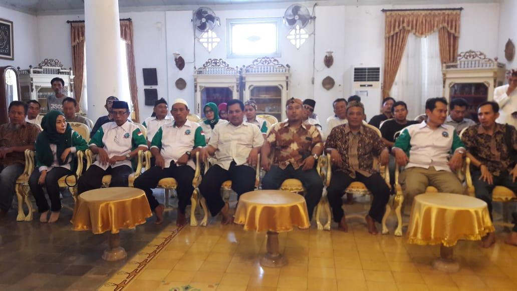 Gerakan Nasional Pecinta Pariwisata Indonesia Gelar Kunjungan Ke Kesultanan Cirebon