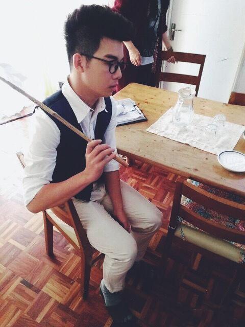 Hu Weijie China Actor