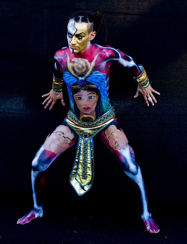 IMG_5101 Color Sea Festival Bodypainting 2018
