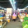 700 Pedagang dan Pembeli Di Pasar Tradisional Sleman Jalani Rapid Test