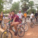 Cycling adventure 12 May 2013
