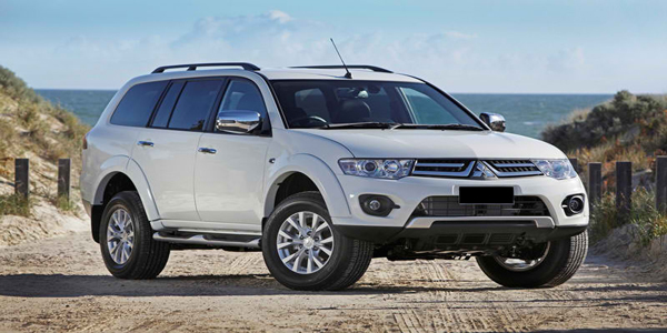 Luzviminda Travel and Tours: Cebu - SUV For Rent (Mitsubishi Montero)