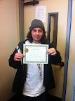 Chris Handel, Oak Grove Student Highlight, February 2014