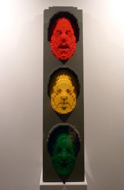 Taipei. Songshan Cultural and Creative Park. Nathan Sawaya. LEGO - P1230009.JPG